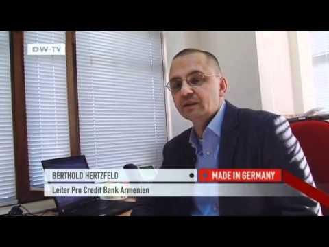 Armenien - Mit KfW-Krediten in die Zukunft | Made in Germany