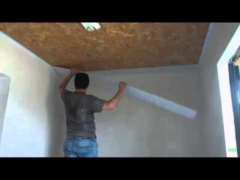 Ремонт / ПРАВИЛЬНАЯ  ОБШИВКА  ПОТОЛКА  ПЛАСТИКОМ  /  PVC Ceiling Cladding Installation