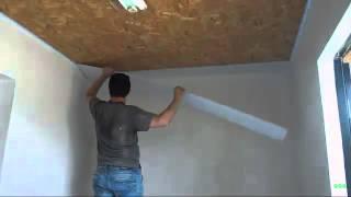 видео Доска потолочная – какую выбрать для отделки и как правильно подшить ею потолок