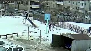 В Свердловске Собака Напала На Ребёнка