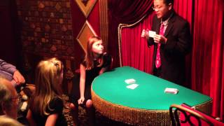 Pete Pridanonda at the Magic Castle::Sunday Brunch (30 Dec. 2012)