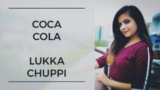 Luka Chuppi: COCA COLA Song | Kartik A, Kriti S | Neha Kakkar Tony Kakkar  | Dance Vance