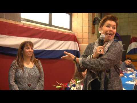 St. Adalberts School Staten Island celebrates Veterans Day