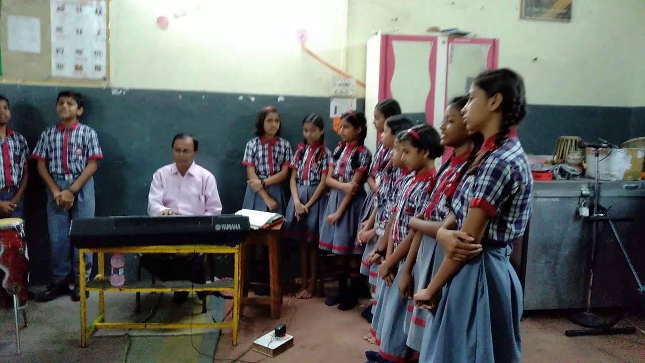Jhanda Geet Kv Sarni 1st Pre Youtube