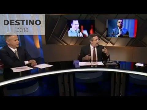 Análisis del segundo debate presidencial