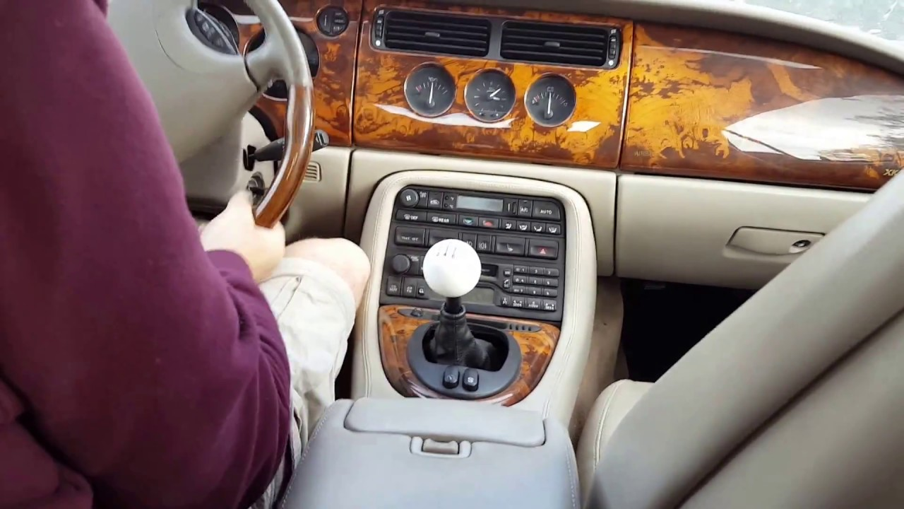 Jaguar Xk8 Ls1 6 Speed T56 Manual Transmission Conversion