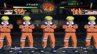 Обзор Игры 2003 Года: Naruto: Gekitou Ninja Taisen! JAP, От Консоли: Nintendo GameCube