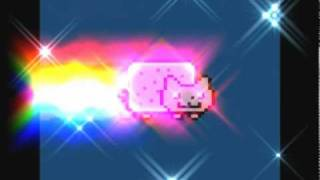 Nyan cat + Nuclear power = MEGA HIT!