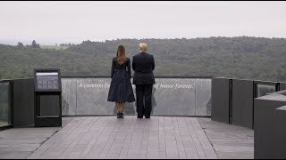 President Trump and the First Lady Visit the Flight 93 National Memorial