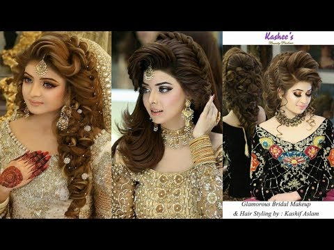 top-trendy-and-stylish-kashees-bridal-hairstyles-for-2019-2020