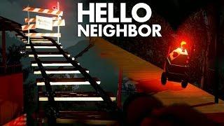 LA NUEVA CASA DE HELLO NEIGHBOR ! ALPHA 3