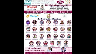 9th Eduleaders Virtual Summit and Awards 2021 held on Friday,19th February 2021