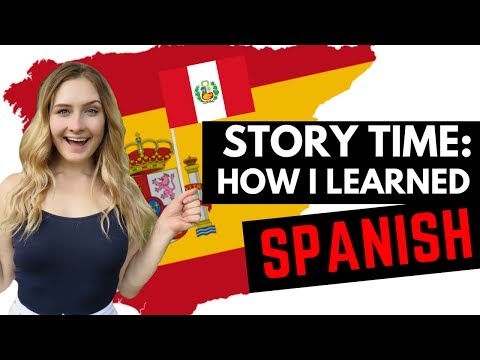 STORY TIME: HOW I LEARNED SPANISH 🇪🇸