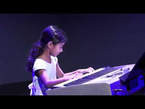 The Warehouse Piano Rockcital Spring 2016
