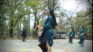 """Фольклорный танец Саиди  - Студия восточного танца """"Шелковый путь"""""""