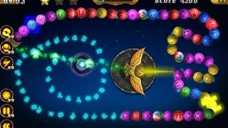 Marble Blast Saga - Zodiac Android Gameplay HD