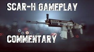 BF4 SCAR-H - Not Everyone