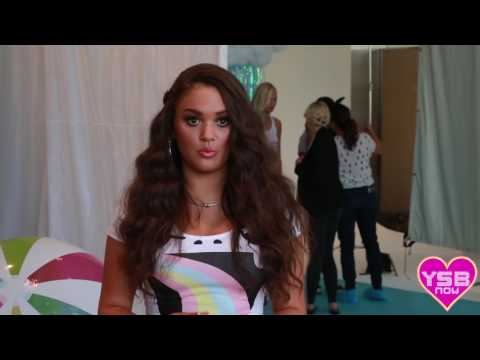 Madison Pettis Answers YOUR Questions On Set