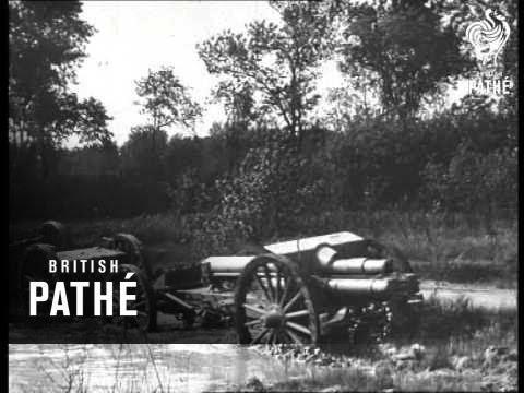 Caterpillar Artillery Tractor (1914-1918)
