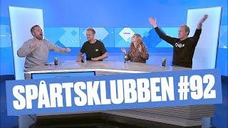Spårtsklubben #92: Follestad-comeback og klining