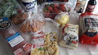 Жизнь в Польше: Неделя АЗИАТСКОЙ кухни lidl, смотрим покупки, мои ИДЕИ блюд