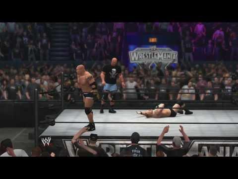WWE 2K14: 30 Years of Wrestlemania - Wrestlemania 20