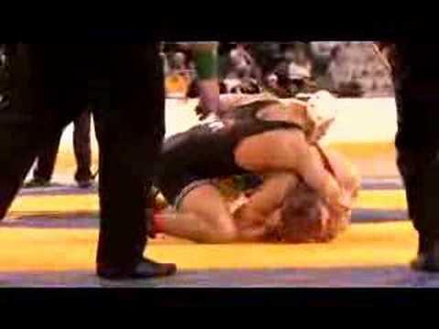 160: 2008 NJSIAA Individual Wrestling Championship