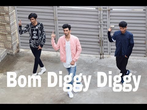 Bom Diggy Diggy Dance Choreography By Vijay Akodiya
