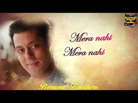 Emotional Whatsapp Staus Video💓💏👰😘👸Jalte Diye....Salman Khan😎 thumbnail