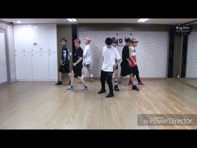 let out the beast x danger   BTS X EXO