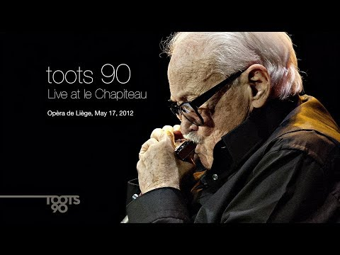 Toots Thielemans 90 - Live at le Chapiteau Opera de Liege 2012 || HD || Full Set