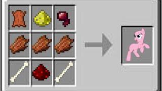 Minecraft Crafting Ideas (Parody)