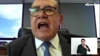 Gilmar Mendes rebate Nunes Marques após voto pró-Moro