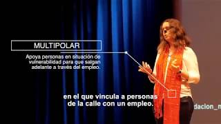"""Seminario """"Redes Globales"""" - La Tierra Sin Mal - Saltus Productora"""