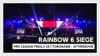 Rainbow Six Pro League Finals - Tokoname, Japan | Aftermovie