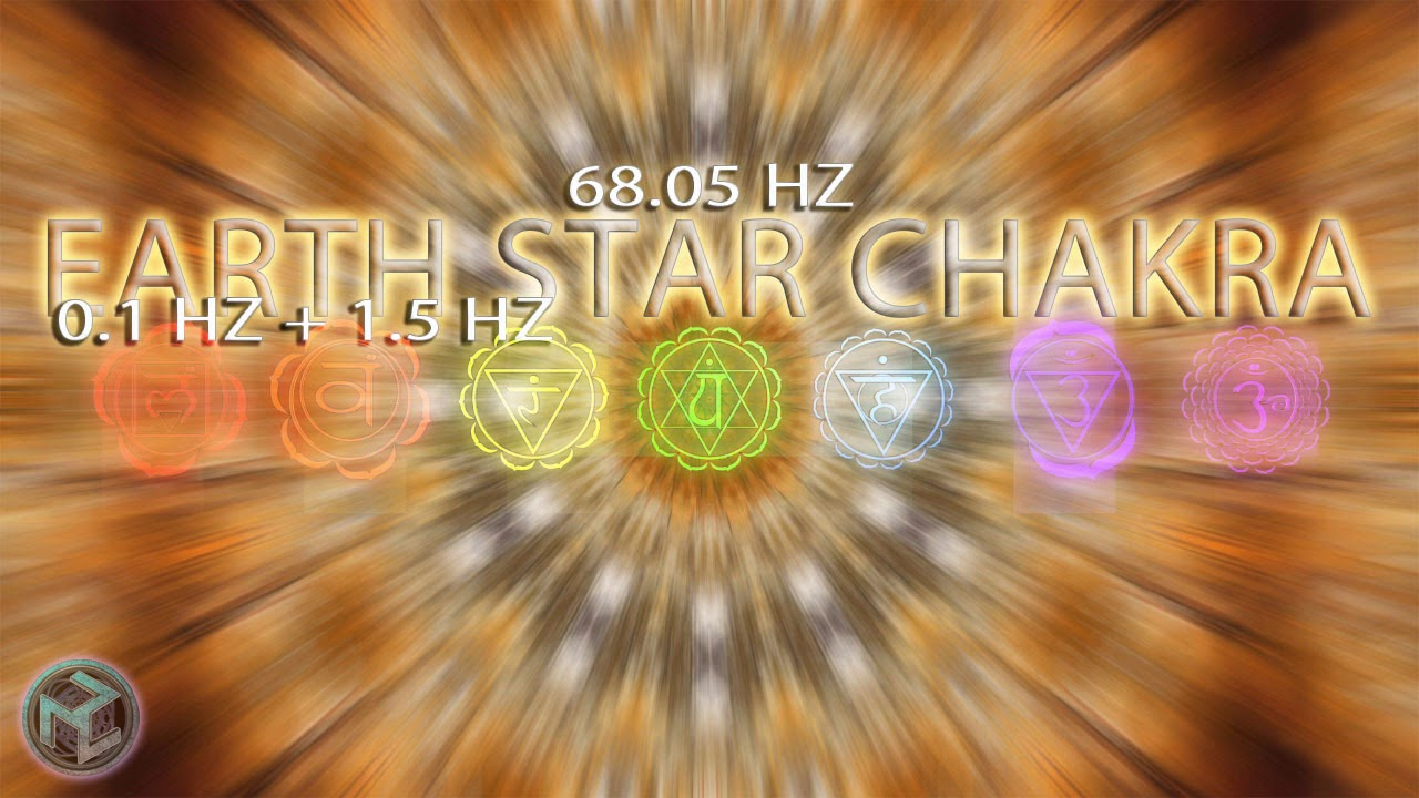 The Chakra More People Should Talk About: The Earth Star Chakra