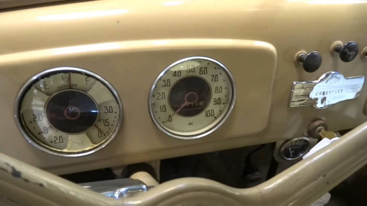 1936 Chevy Business Coupe ORD 0066 YouTube
