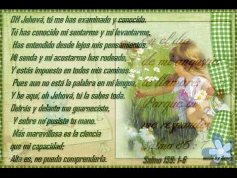 Salmo 139.wmv - YouTube