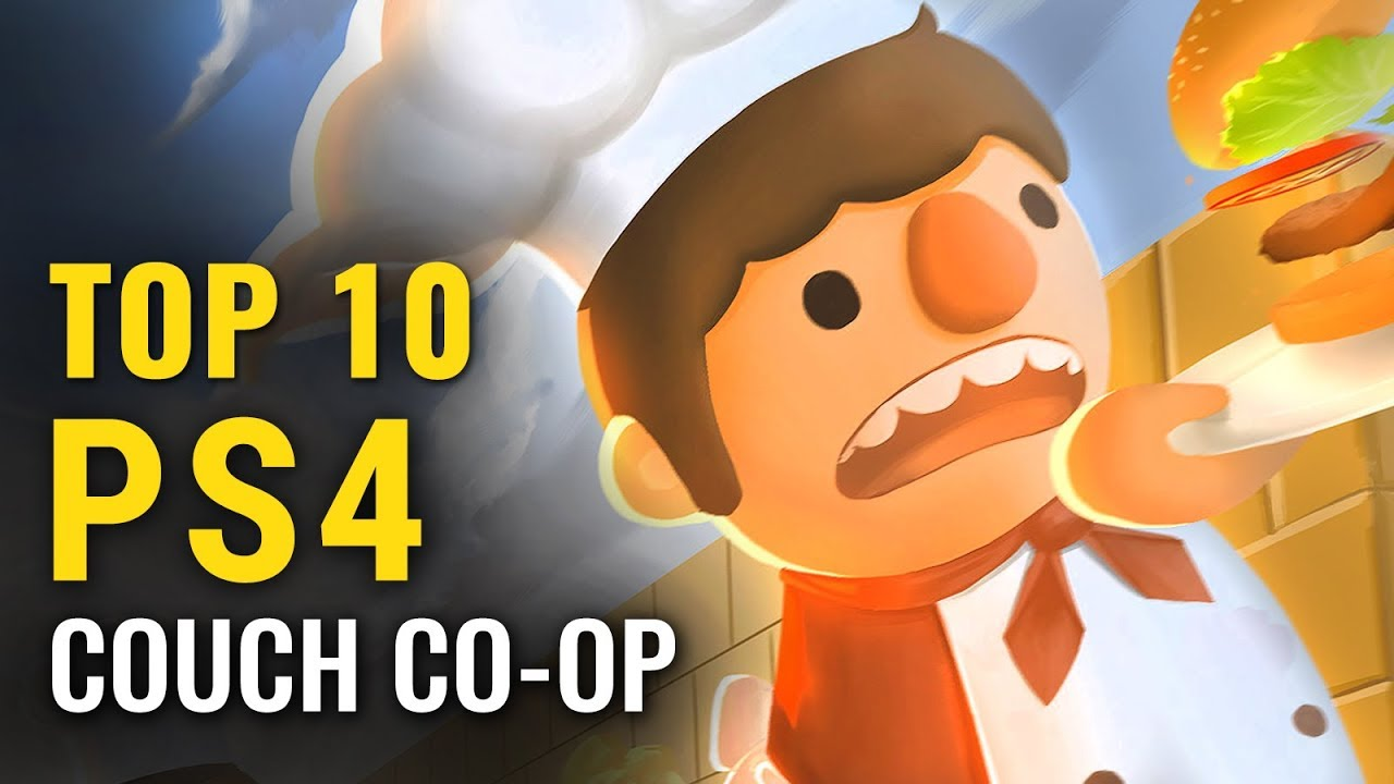 Top 10 Ps4 Couch Co Op Games To Play With Friends Family Whatoplay Youtube
