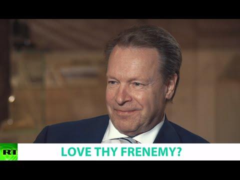LOVE THY FRENEMY? Ft. Ilkka Kanerva, President of the OSCE Parliamentary Assembly