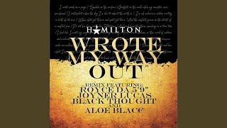 Wrote My Way Out (Remix) (feat. Aloe Blacc)