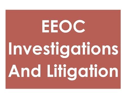 Handling EEOC Investigations & Litigation hrsimple.com