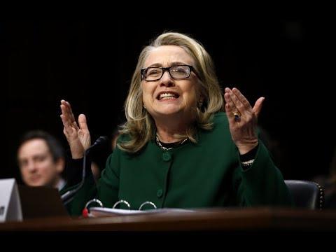 Hillary Clinton Backs Husband & Al Franken on Sexual Assault Allegations, Attacks Trump and Moore