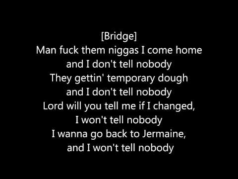 J. Cole - G.O.M.D.  [LYRICS ON SCREEN]