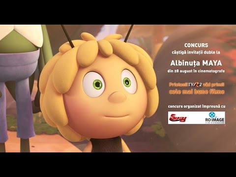Maya the Bee Movie Official Trailer 1 (2015) - Kodi Smit-McPhee Animated Movie HD from YouTube · Duration:  2 minutes 13 seconds