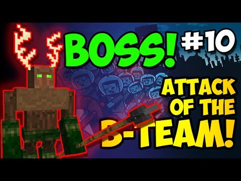 Minecraft: INSANE WITCHERY BOSS!!!
