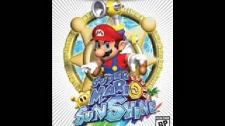 super mario sunshine music:secret level