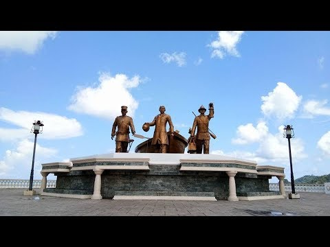 12 Best Tourist Attractions in Zamboanga Del Norte Philippines