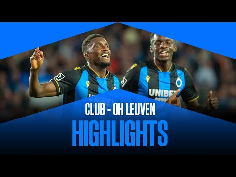 Club Brugge OH Leuven Goals And Highlights