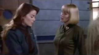 Babylon 5 - Susan/Talia - Morning Afterglow